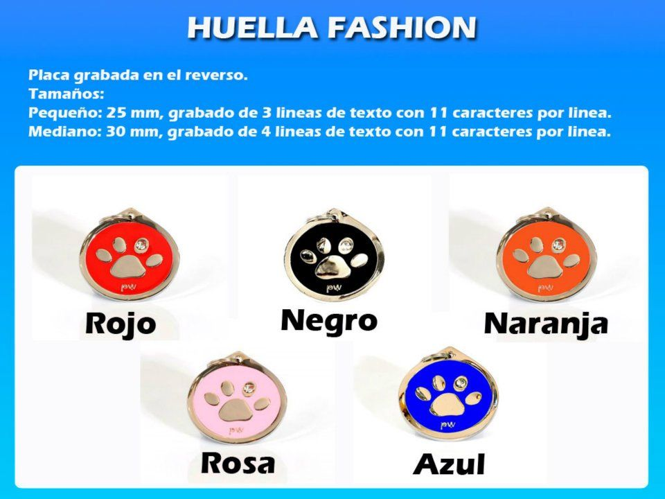 HUELLA FASHION PERLITA